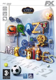 Car�tula oficial de Crazy Machines 2 PC
