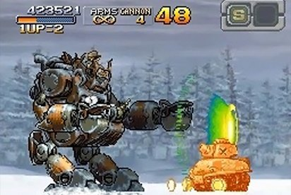Metal Slug 7 an�lisis