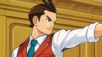 Video Ace Attorney: Apollo Justice, Tráiler Argumental / Fecha de Lanzamiento