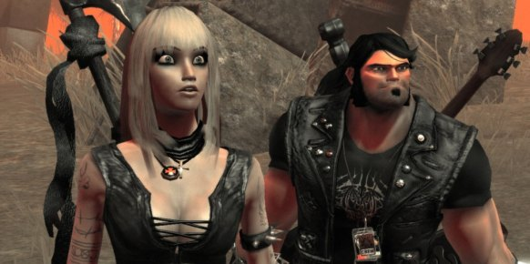 Brutal Legend an�lisis