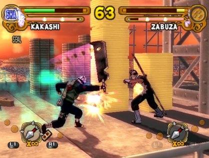 Naruto Ultimate Ninja 3 an�lisis