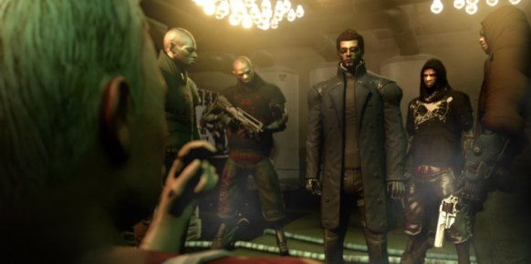 Deus Ex Human Revolution (PC)
