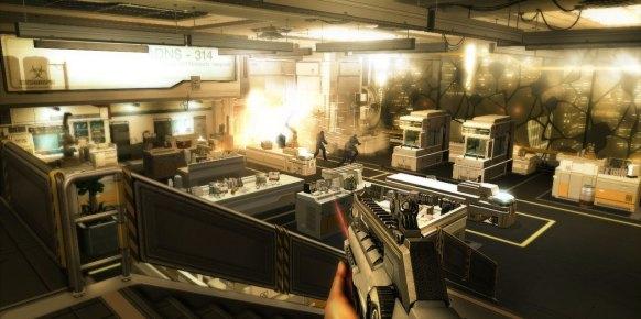 Deus Ex Human Revolution PS3
