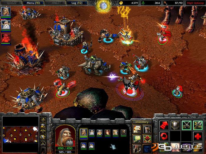 warcraft 3 the frozen throne crack