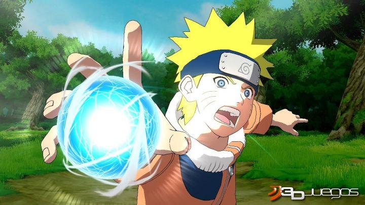 Naruto Ultimate Ninja Storm - An�lisis