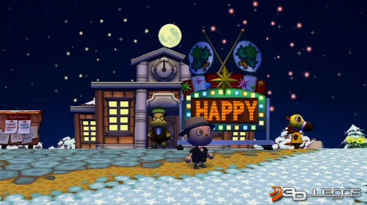 Animal Crossing City Folk - (Todas las Novedades)