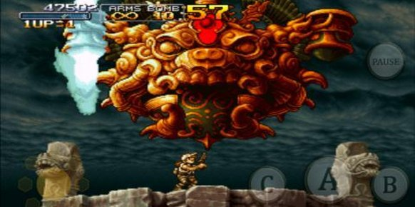 Metal Slug 3 iPhone