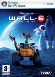 Car�tula oficial de Wall·E PC