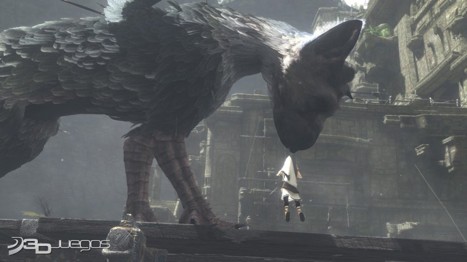 The Last Guardian - Impresiones TGS 2010