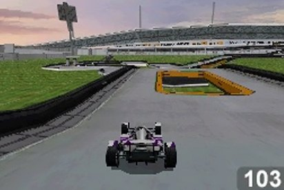 Trackmania Turbo (Nintendo DS)