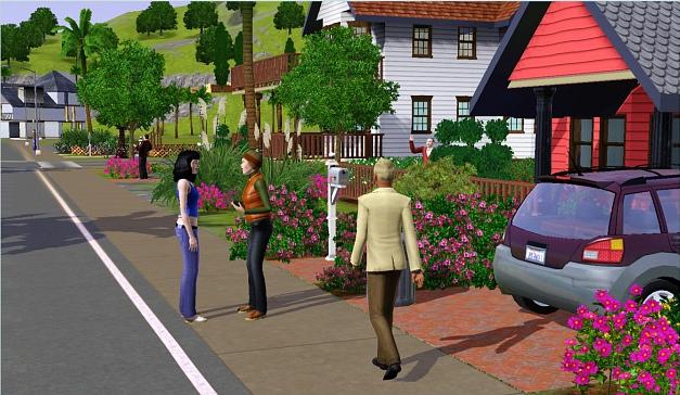 Los Sims 3 - Primer contacto