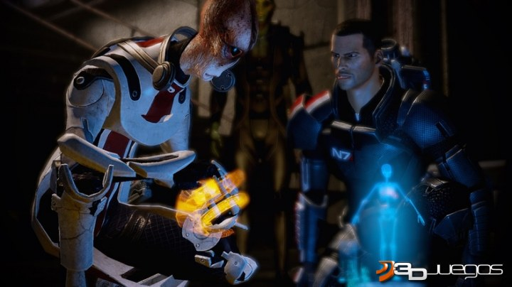 Mass Effect 2 - Impresiones jugables