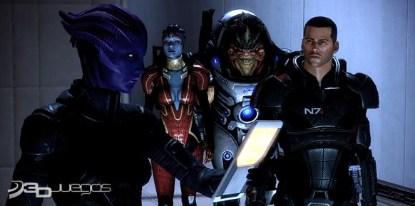 Mass Effect 2 - An�lisis
