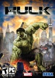 Car�tula oficial de El Increíble Hulk PC
