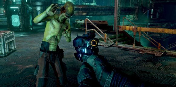Prey 2 (PlayStation 3)