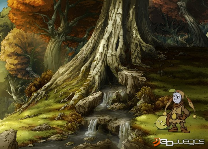 The Whispered World - Primer Contacto