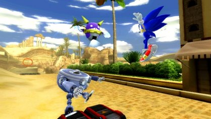 Sonic Unleashed: Impresiones TGS08