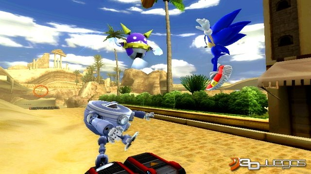 Sonic Unleashed - Impresiones TGS08