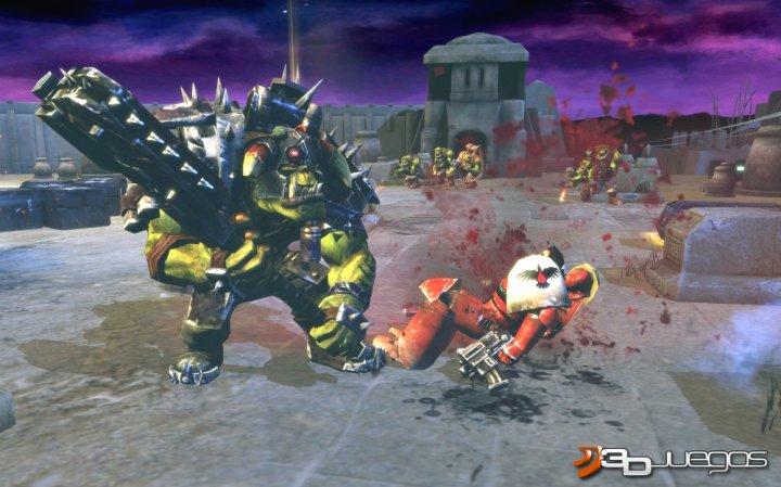 Warhammer 40K Dawn of War 2 - Impresiones Campaña individual