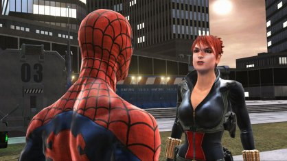Spider-Man El Reino de las Sombras an�lisis