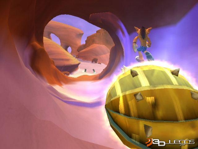 Crash ¡Guerra al Coco-Maniaco! - Impresiones jugables