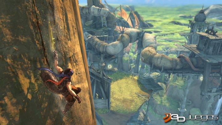 Prince of Persia - Impresiones GC08