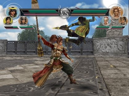 Warriors Orochi 2 an�lisis