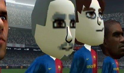 PES 2009 (Nintendo Wii)