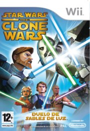 Star Wars: The Clone Wars Wii