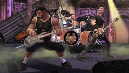 Guitar Hero Metallica an�lisis