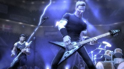 Guitar Hero: Metallica X360
