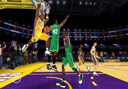 NBA Live 09 (Nintendo Wii)