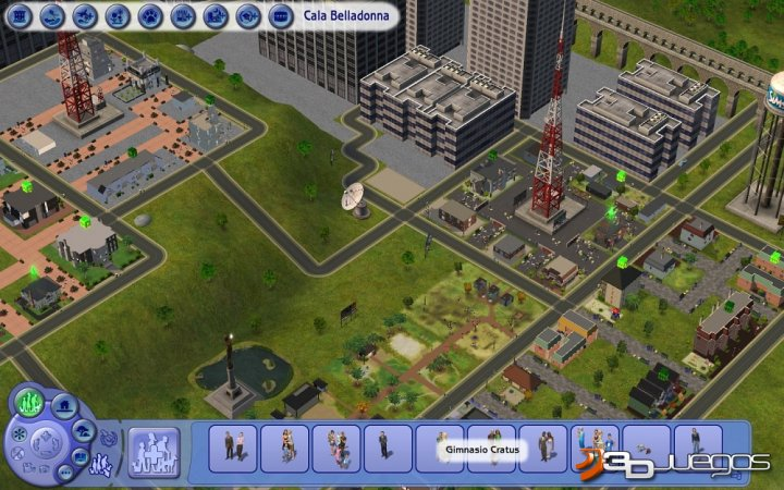 Los Sims 2 Comparten piso - An�lisis