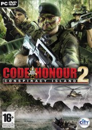 Car�tula oficial de Code of Honor 2: Conspiracy Island PC