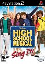 High School Musical: ¡Canta con ellos!