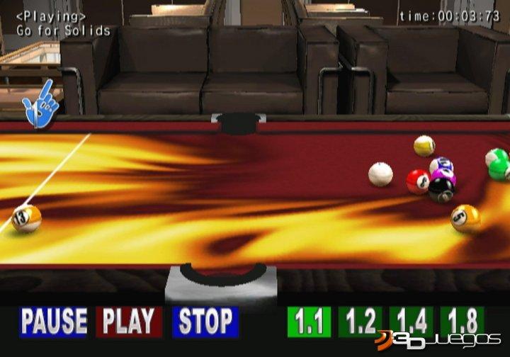 Imagen Pool Party (Wii)