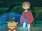 Vdeo Ni no Kuni: Gameplay (Jap&oacute;n): Ding Dong Well (sewers)