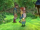 Vdeo Ni no Kuni: Gameplay (Jap&oacute;n): Ding Dong Well