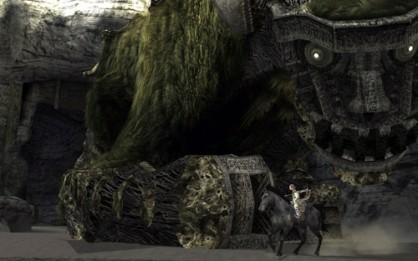 En Shadow of the Colossus hay gigantescas diferencias entre un coloso y un humano, pero la más importante para Team ICO fue la inteligencia de los jugadores para descubrir un punto débil y explotarlo.
