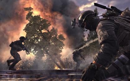 El apasionante conflicto entre Infinity Ward �Call of Duty 4- Y Treyarch �Call of Duty 3- va camino de desatar más sangre que sus propios videojuegos. ¿El último capítulo? Modern Warfare 2 renuncia a ser un Call of Duty.
