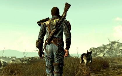 Fallout 3 guardaba pocos elementos comunes con respecto a sus predecesores. El contexto argumental tras un holocausto nuclear y la presencia del perro Albóndiga eran de los pocos que continuaban.