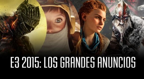 Reportaje de E3 2015: Los Grandes Anuncios