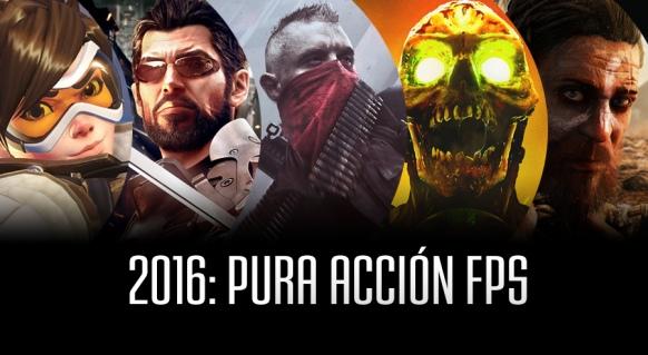 Reportaje de 2016: Un A�o de Acci�n en Primera Persona