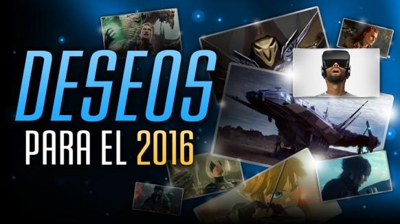 Reportaje de Deseos para el 2016