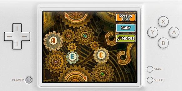 Profesor Layton y el Futuro Perdido (Nintendo DS)