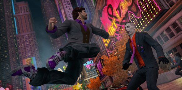 Saint's Row The Third an�lisis