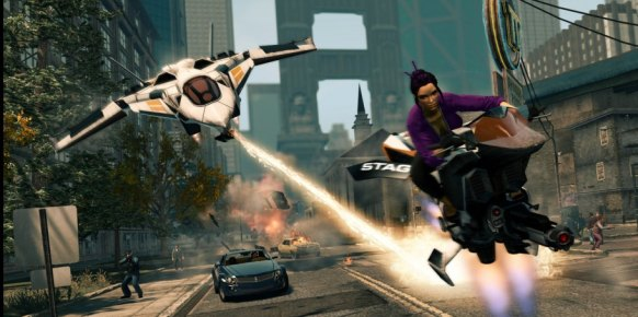 Saint's Row The Third (Xbox 360)