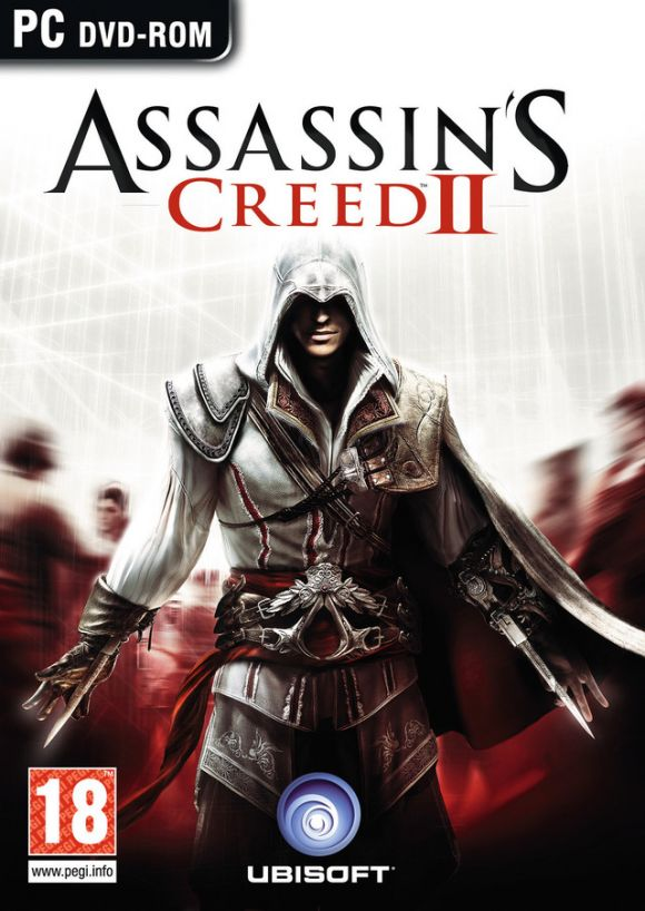 Cartula de Assassin&#39;s Creed 2