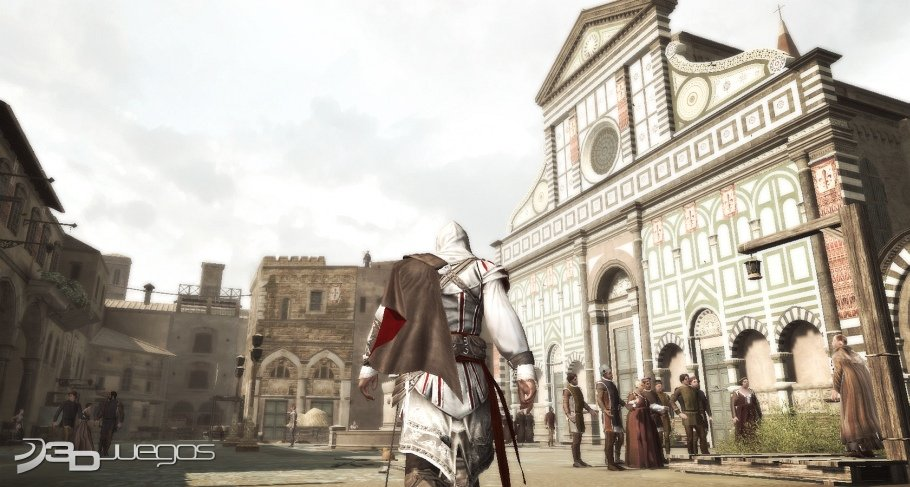 Assassin's Creed 2 - Impresiones jugables