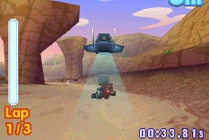 MySims Racing (Nintendo DS)